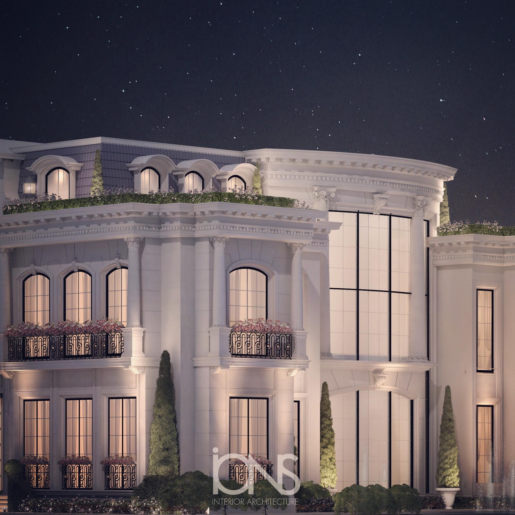Fascinating Villa Design