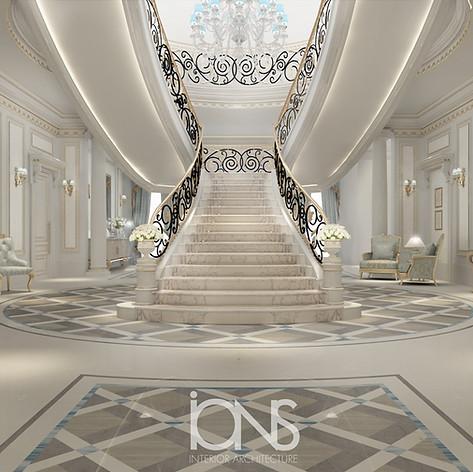 Oman Classic Villa design