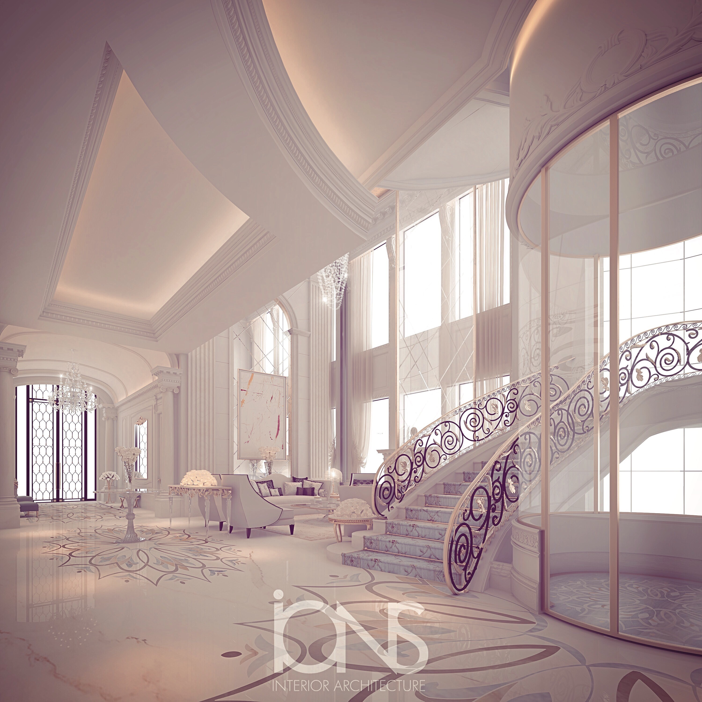 Interior Decoration Ideas for Lobby