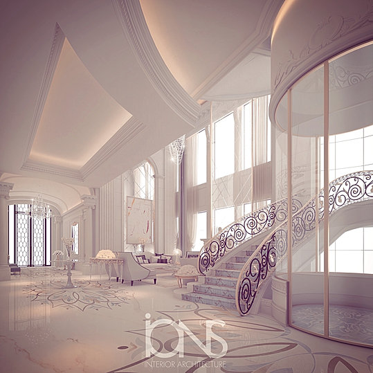 Luxury Villa Interior Design