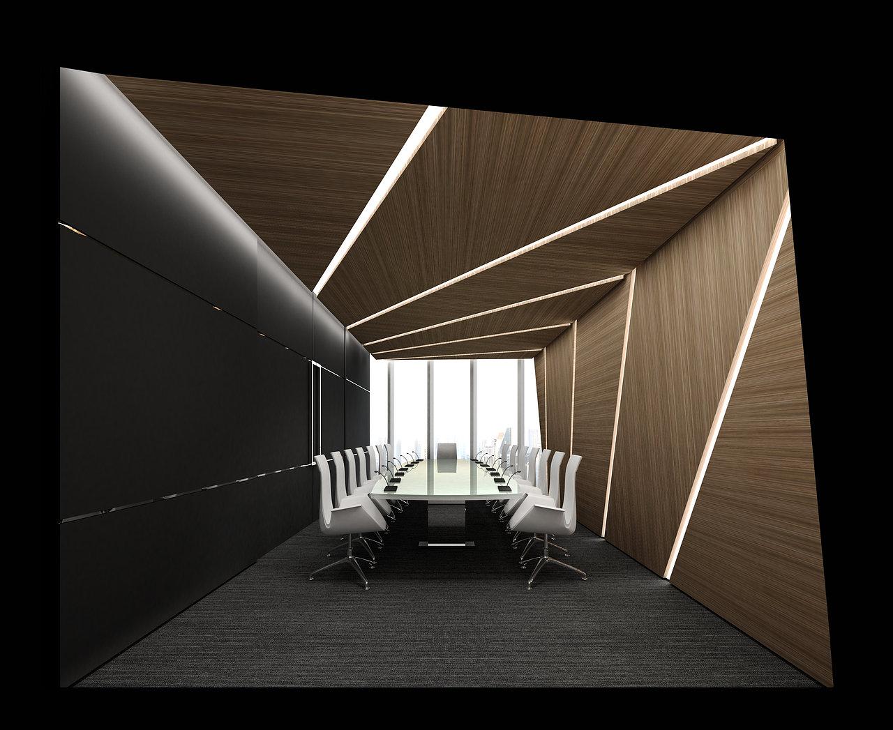 MHG Meeting Room Design -Dubai