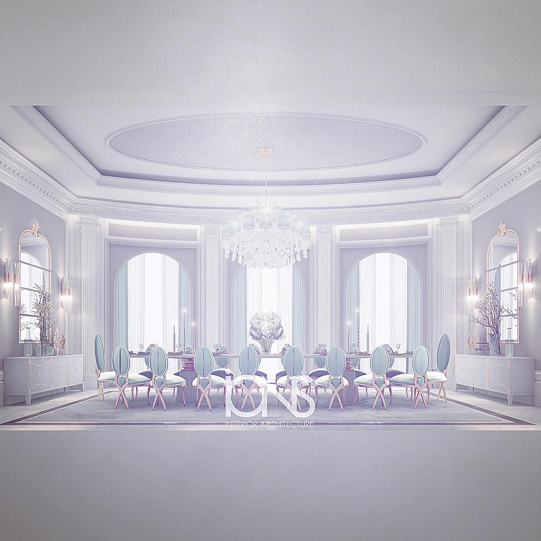 Impressive Dining Room Interiors