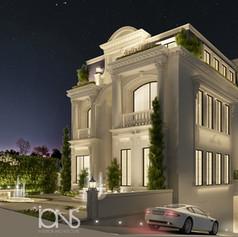 Villa Architecture Design Doha Qatar