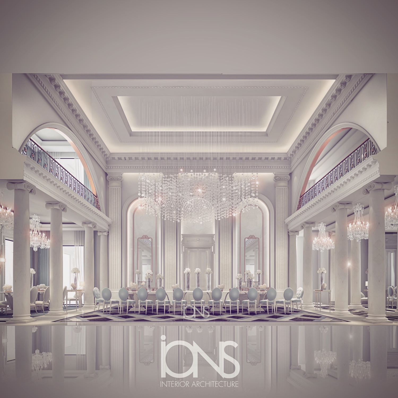 Luxury Villa Interior Designing