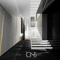 Modern-villa-design-palm-dubai-entrance-