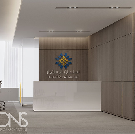 Office interior design Saudi Arabia Riyadh