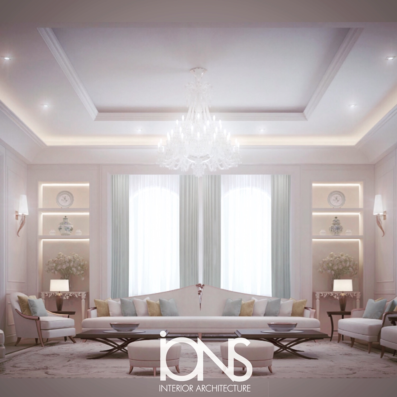Ions Interior Design Dubai luxury interior design service by ions design dubai uae