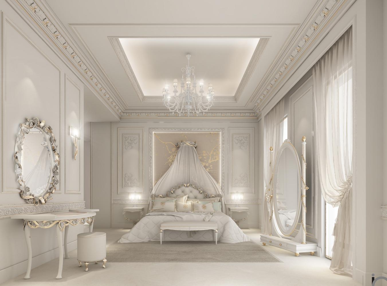 Divine  Bedroom Interior Design