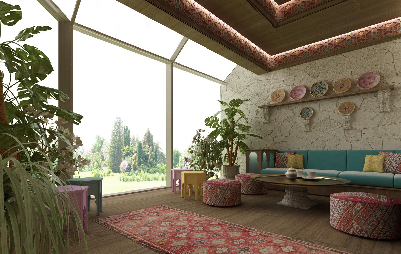 External Majlis Design Ideas