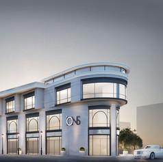 Office interior design Saudi Arabia