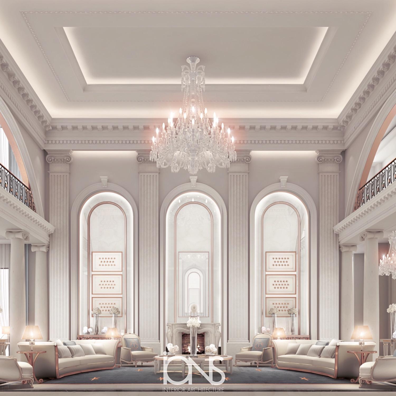 Grand Residential Interior Design