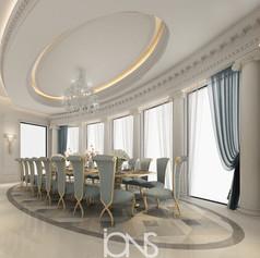 Qatar-Luxury-Villa-Dining-Room-design.jp