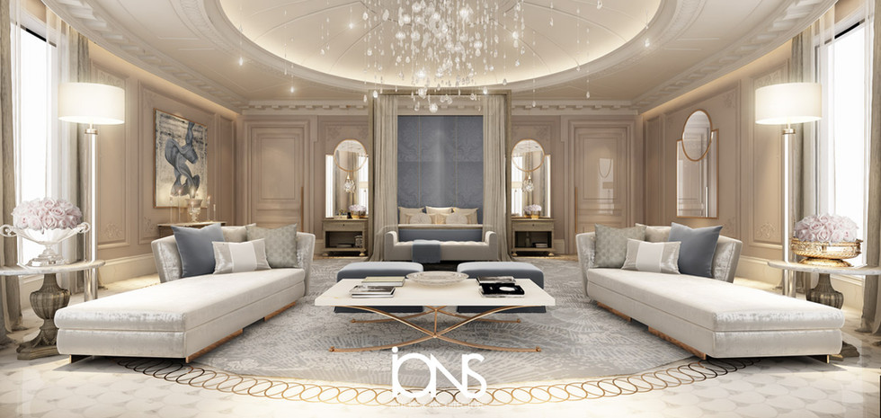 Master bedroom Designing, Doha , Qatar