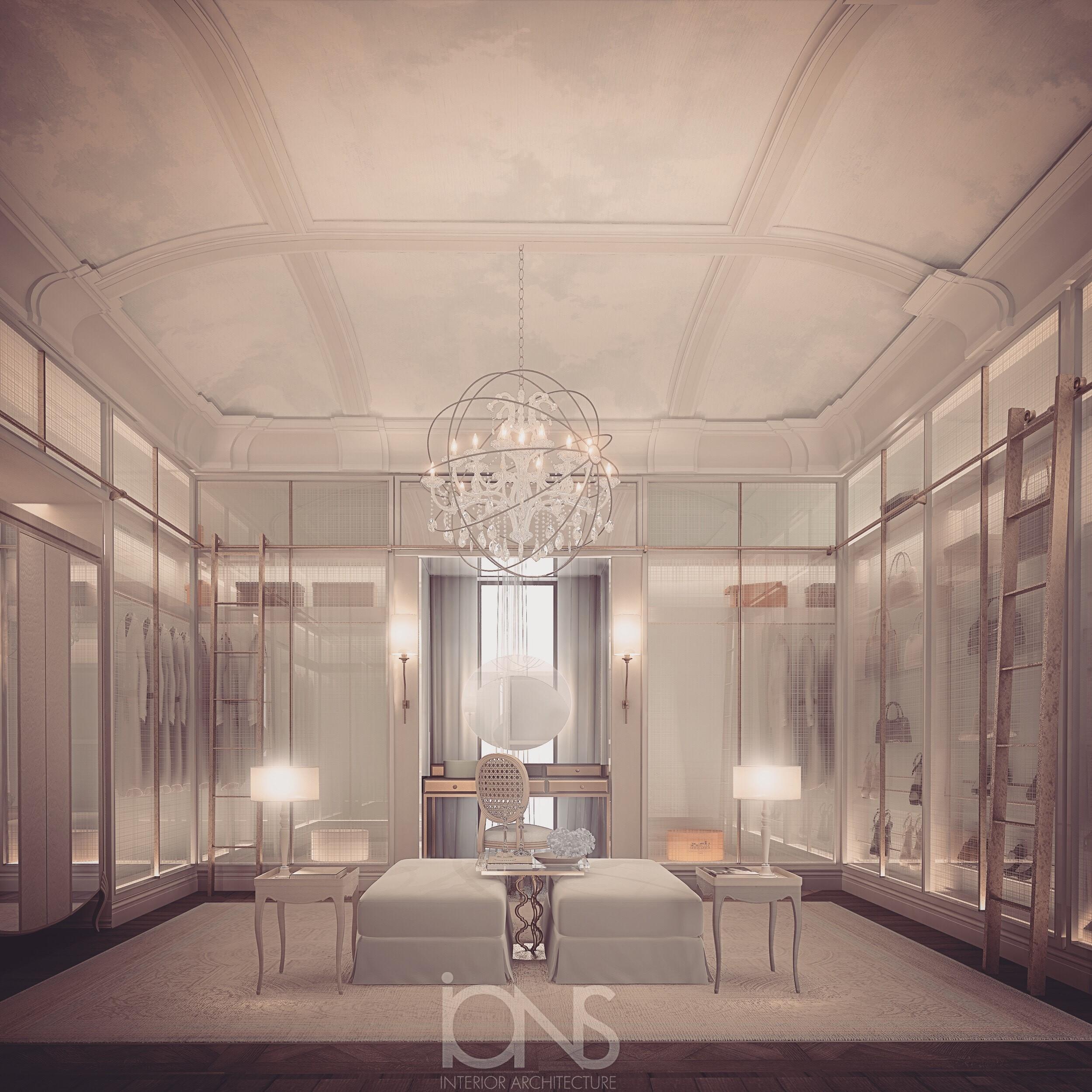 Dressing Room Interior Design Ideas
