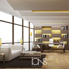 Office Interior Design Dubai , UAE