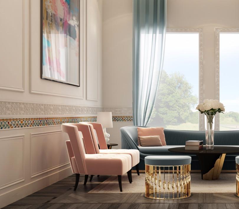 Modern House Majlis Design