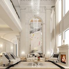 Majlis Interior Design in doha Qatar