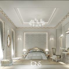 Oman-Classic-Villa-Elegant-Classic-Bedro