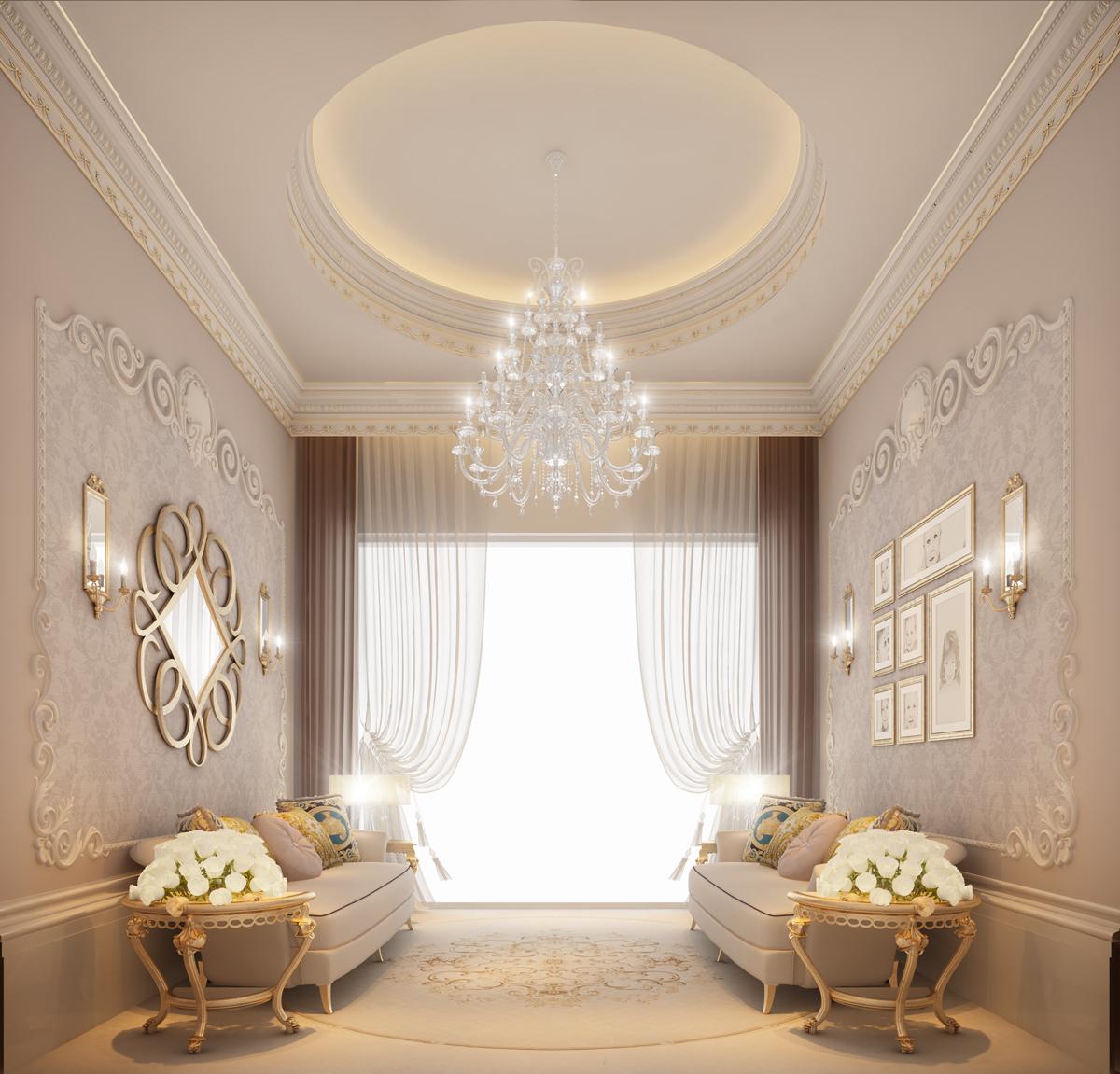 Small Sitting Room Interior Design