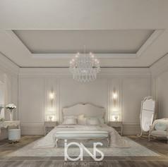 dubai villa bedroom design