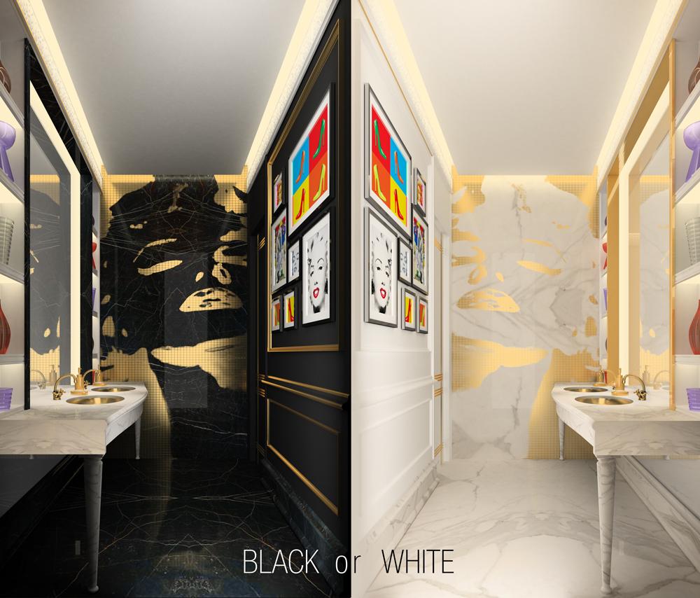 Trendy Bathroom Design ideas