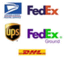 luggeasy, FedEx, fedex ground, dhl, usps, ups