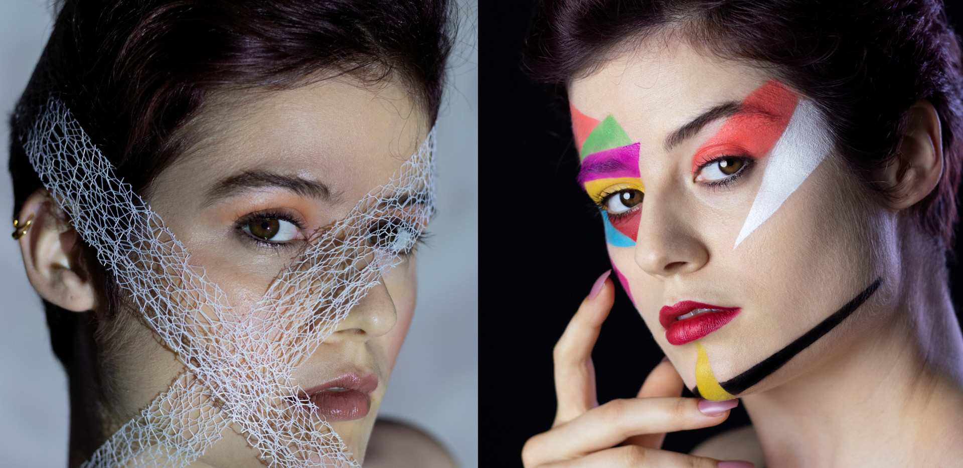 Publication YOU ARE ART in MARIKA Magazine Beauty | November Issue   Photo by Iris Kelly Kuntkes MUA Alisa Acx MUA Elke Herssens