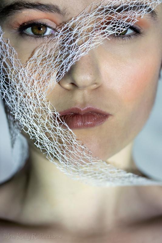 Photo by Iris Kelly Kuntkes Make-up by Alisa Acx