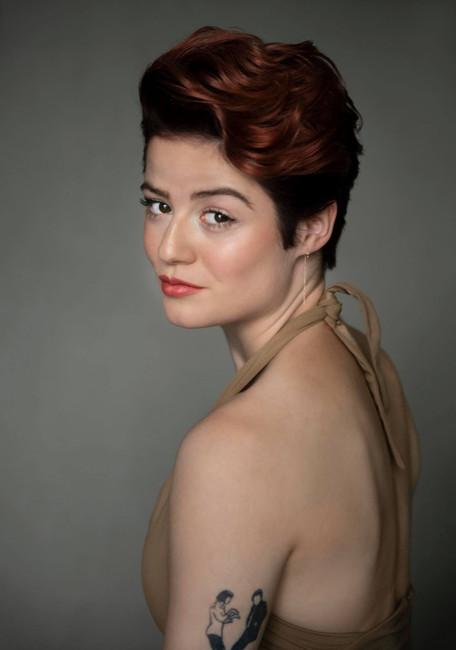 Photo by Catherine Vereecke Make-up by Jessie Lefler