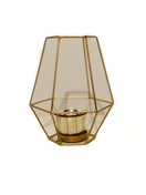 Gold Open Lantern