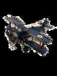 Small Vintage Plane