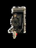 Accordion Vintage Camera