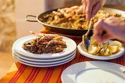 mallorcuina private chef in mallorca slow food paella