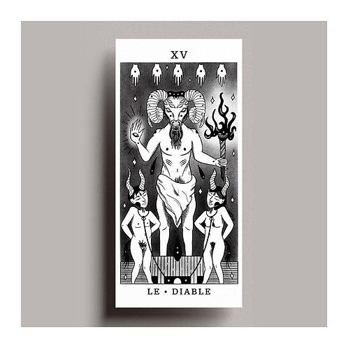 Tarot Vacarme – Le Diable