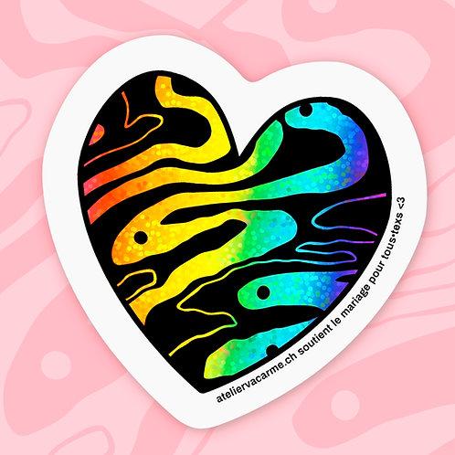 Stickers du love pour tous·texs