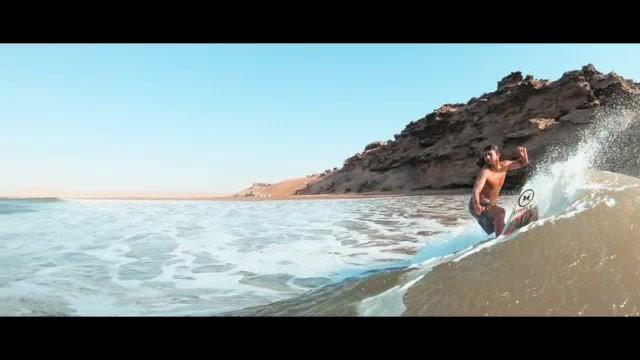 NAMIBE SURF TRIP, 2018