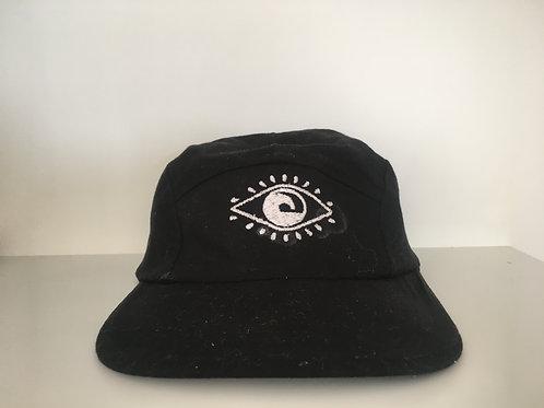 BASIC LOGO 5PANEL CAP