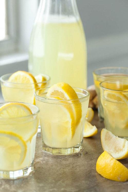 Passionfruit Lemonade (Unsweetened)
