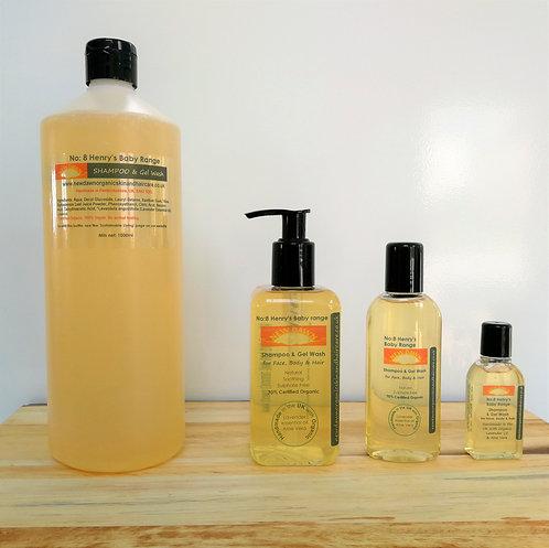 Henry's Baby Shampoo & Gel Wash