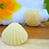 Organic Soap for Face, Hands, Body and Hair - New Dawn Organic Skin and Hair Care - 20g Shell guest size