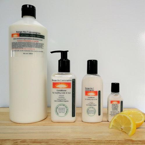 Lemongrass Hair Conditioner