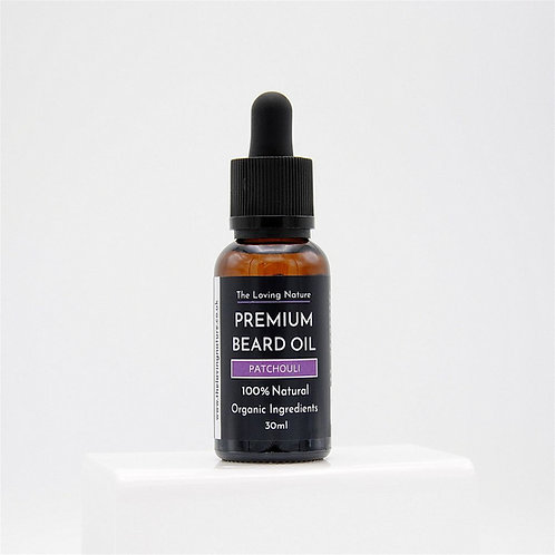 Beard Oil and Face Serum – New Dawn Organic Skin and Hair Care Ltd