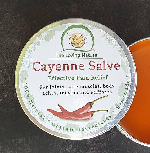 Cayenne Pain Killer Salve