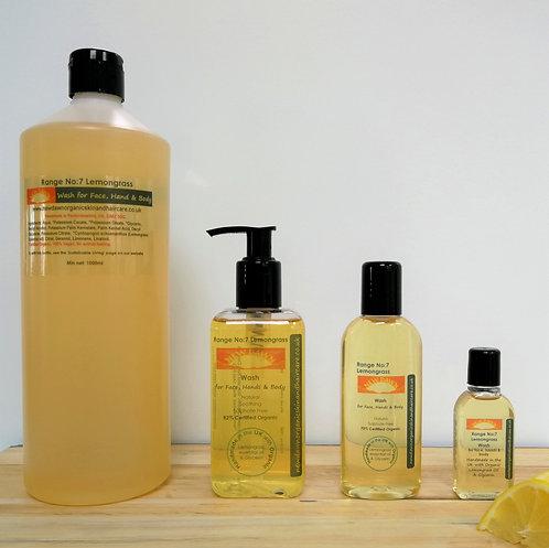 Lemongrass Wash