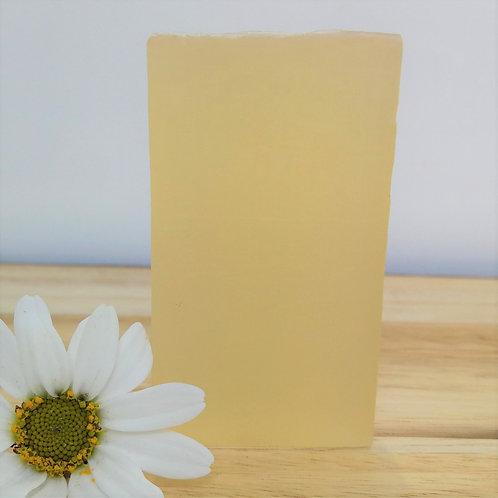 Aloe Vera Unscented Soap