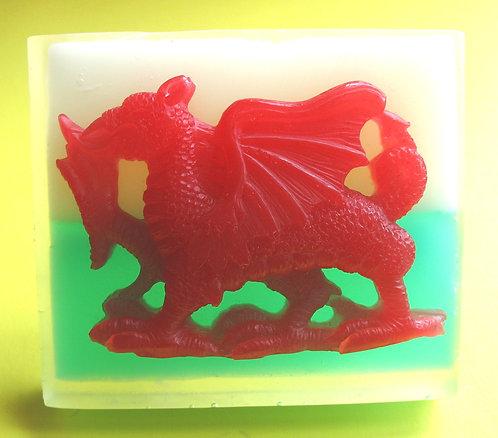 Welsh soap natural