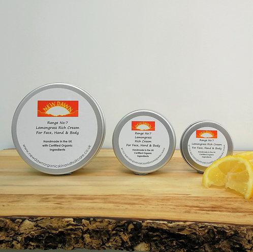 Lemongrass Rich Cream