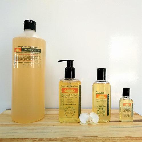 Ylang Ylang Shampoo & Gel Wash