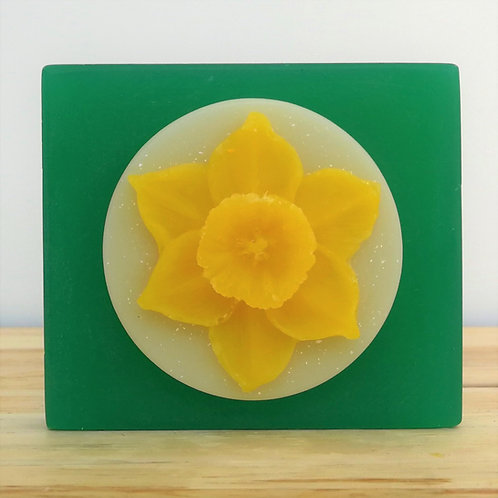 welsh daffodil soap