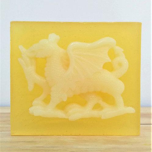 Soap - 75g Welsh Dragon - Lemongrass